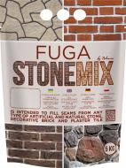 Заповнювач швів Polimin FUGA STONEMIX 5 кг білий