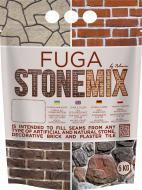 Заповнювач швів Polimin FUGA STONEMIX 5 кг світло-сірий
