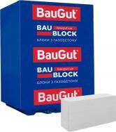 Газобетонный блок BauGut 600x200x300 мм D-500