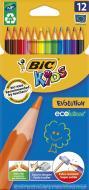 Карандаши цветные Evolution BIC