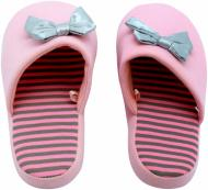 Взуття домашнє жіноче Satin рожевий р. 36/37
