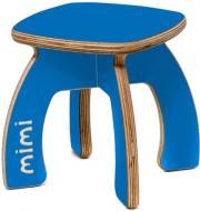 Стілець дитячий Мімі mi2-1-2/0717 Карапуз 3-6 років синій