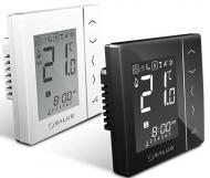 Терморегулятор Salus VS10BRF бездротовий програмований терморегулятор ZigBee 2.4 GHz (чорний)