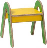 Стілець дитячий Мімі mi17-33/0635/0619 ЛяБразил жовто-зелений