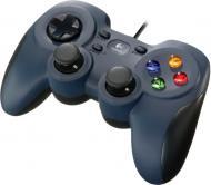Геймпад Logitech Gamepad F310 - USB - EWR2 - XID REFRESH (L940-000138) blue