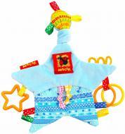 Іграшка розвивальна Macик Зірка з кільцями МС 030602-02