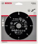 Пиляльний диск Bosch  125x22.2x1 Z8 2608623013