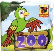 Игрушка для купания Macик Книга Zoo МС 130201-01