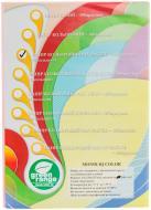 Папір офісний UniColor A4 80 г/м Mix Pastell 250 аркушів різнокольоровий