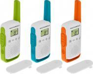 Рація Motorola Talkabout T42 triple pack B4P00811MDKMAW