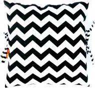 Бортик для кроватки Macик Подушка B&W МС 110512-01