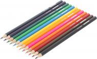 Олівці кольорові 12 шт Перо