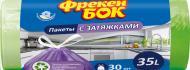 Мішки для сміття із затяжками Фрекен Бок міцні 35 л 30 шт. (4620005731967/4823071618785)