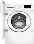 Вбудовувана пральна машина Beko WITV8712X0W