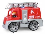 Пожежна машинка Lena TRUXX 28 см з фігуркою водія 4457