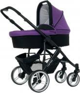 Коляска універсальна 2 в 1 ABC Design Mamba Purple-black 61028/208