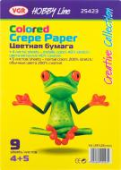 Папір кольоровий  гофра А4 VGR