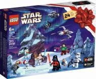 Конструктор LEGO Star Wars Новорічний календар 75279