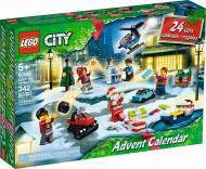 Конструктор LEGO City Новорічний календар 60268