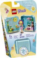 Конструктор LEGO Friends Ігровий куб: літо зі Стефані 41411