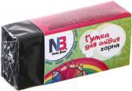 Гумка для олівців 39,5x17,5x11,5 мм Nota Bene