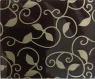 Плитка Grand Kerama Тако вставка для підлоги Завиток беж 6,6x6,6 2015