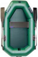 Човен надувний Ладья ЛТ-190У зелений