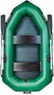 Човен надувний Ладья ЛО-220ДЕ зелений