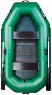 Човен надувний Ладья ЛТ-240ЕСБ зелений