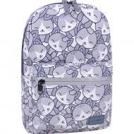 Рюкзак молодіжний Bagland mini Білі коти 8л 756 (00508664)