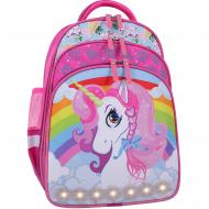 Рюкзак шкільний Bagland Mouse Веселка 14л 676 (0051370)