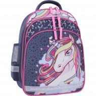 Рюкзак шкільний Bagland Mouse Єдиноріг 14л 511 (0051370)