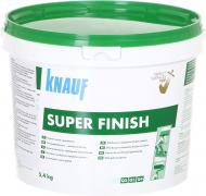 Шпаклівка Knauf SUPER FINISH 5,4 кг