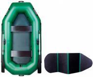 Човен надувний Ладья ЛТ-250ЕВБ зелений