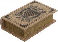Скринька-книга New York 1896 16x11x4.5 см