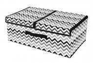 Короб для зберігання складаний Handy Home ZSH-08 Zigzag 200x500x300 мм