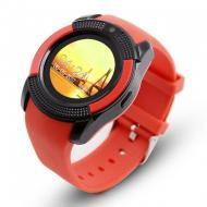 Часы-телефон Smart Watch V8 Red