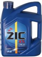 Моторне мастило ZIC X5 10W-40 4л (162650)