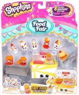 Игровой набор Shopkins Вкусняшки макбургер 56111