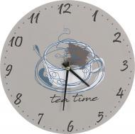 Годинник настінний Tea Time 30 см