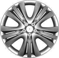 Ковпак для коліс Jestic сріблястий R13 1 шт. срібний