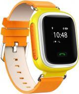 Телефон-часы GoGPSme K10 yellow (K10YL)