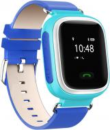 Телефон-часы GoGPSme K10 blue (K10BL)