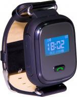 Телефон-часы GoGPSme K10 black (K10BK)