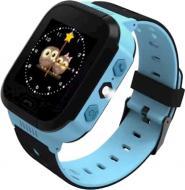 Телефон-часы GoGPSme K12 blue (K12BL)