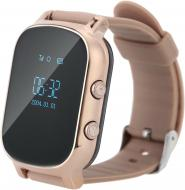 Телефон-часы GoGPSme K20 gold (K20GD)