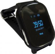 Телефон-часы GoGPSme K20 black (K20BK)