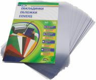 Обкладинка для брошурування D&A А4 Transparent crystal 150 мкм 100 шт.