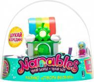 Игровой набор Jazwares Nanables Small HouseРадужный путь Казино Создай радугу (NNB0046)