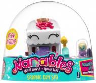 Игровой набор Jazwares Nanables Small House Радужный путь Спа День сияния (NNB0049)